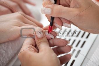 Cuticle cut
