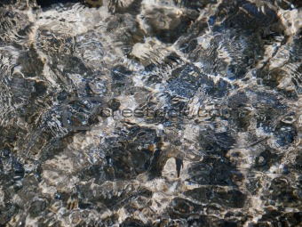 Abstract Water Texture