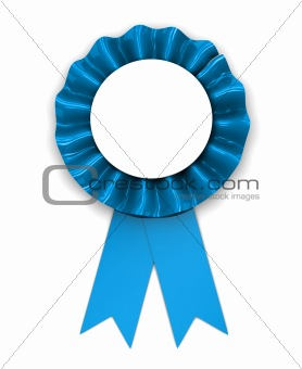 blue ribbon