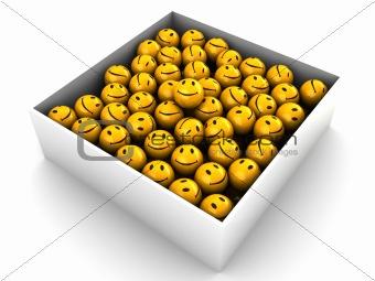 box of emotions