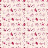 Christmas - seamless pattern,vector illustration