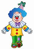 Image of cartoon clown 1