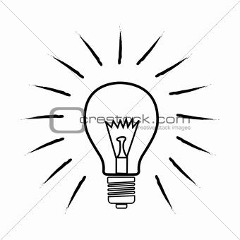 sketchy bulb