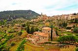 Valldemossa, Balearic Islands, Spain