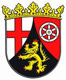 Rhineland Palatinate coat of arms