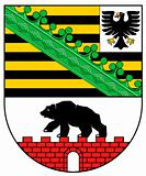 Sachsen and Anhalt coat of arms
