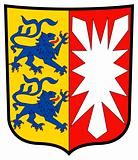 Schleswig and Holstein coat of arms