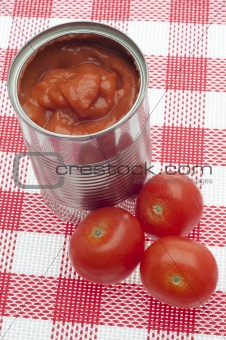 Canned Tomato Soup