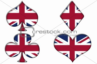 british poker suits