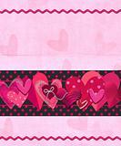 Romantic card (1 of set)
