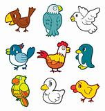 cute bird icon