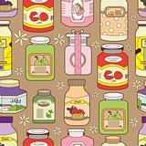 seamless jam pattern
