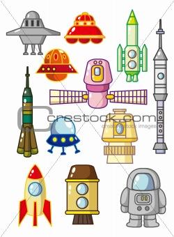 cartoon space element