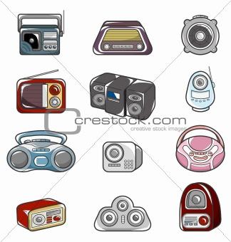 cartoon radio