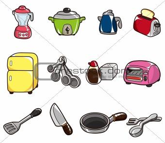 Image 3354700 Cartoon Kitchen Icon From Crestock Stock Photos