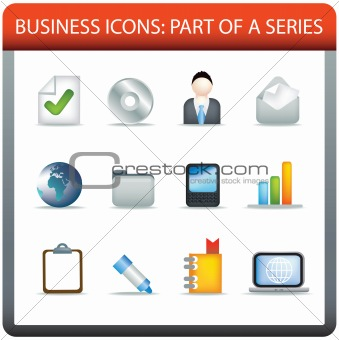 business icon series 4
