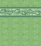 Pattern for a fabric, papers, tiles with a decorative ornament