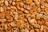 roasted soya beans background