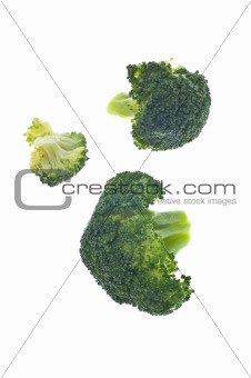 Broccoli Falling