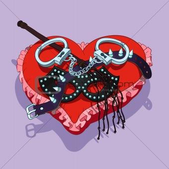 Valentines bdsm e cards