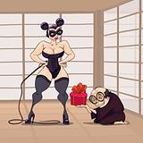 Strange Japan Valentine's Day