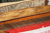 Old Russian loom