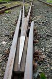 Rusty rails