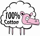 Hundred Percent Cotton Sheep