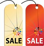 SALE Tag- vector