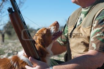 Hunting partners