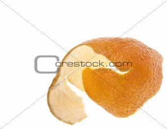 Clementine Orange Peel