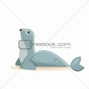 cartoon seal