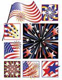 American Celebration_Gradient