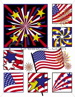 American Celebration_Solids