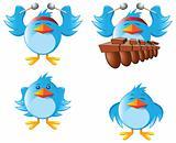marimba bird