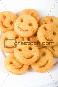 Smile potato