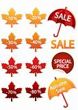 Autumnal discount