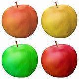 Apple, set