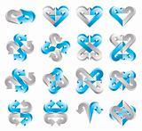 Arrow logos