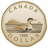 Canadian dollar fully vectorized