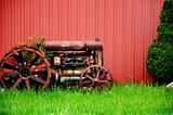 Vintage Tractor