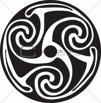 Celtic symbol - tattoo or artwork