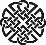 Irish Celtic design