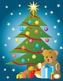 Beautiful Christmas three