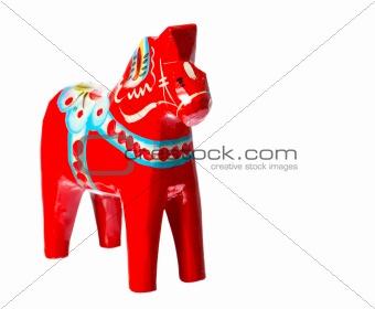 """Beautiful Dalacarlia horse or """"Dalahast"""""""