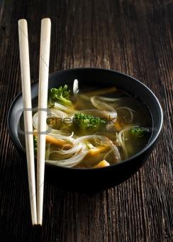 Asian soup
