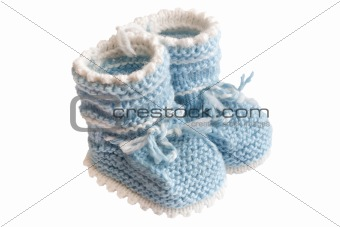 Baby's bootee