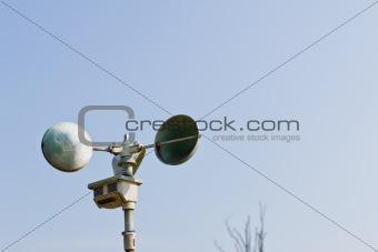 Anemometer station