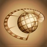 Film and globe