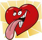 malicious heart